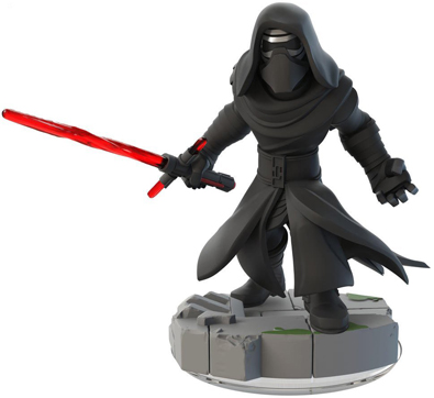 Star Wars: The Force Awakens Disney Infinity 3.0 Kylo Ren