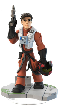 Star Wars: The Force Awakens Disney Infinity 3.0 Poe