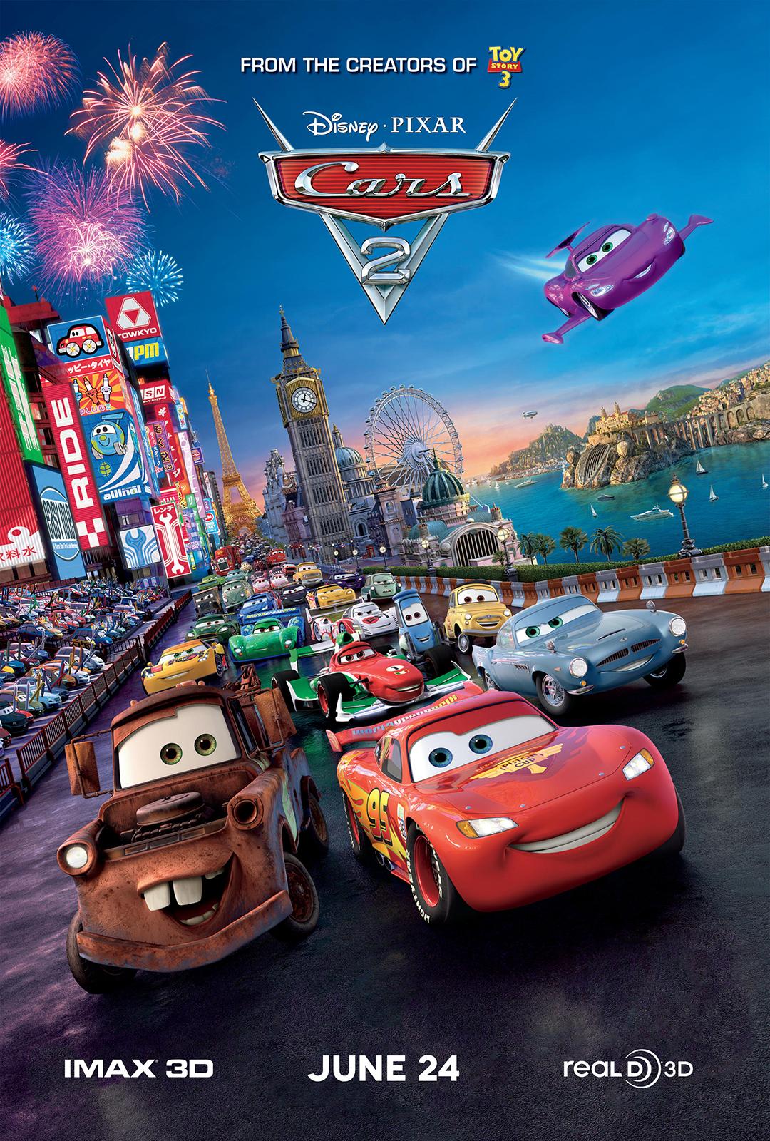 Cars 3 - IMDb